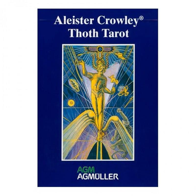 "Таро Кроули ""Crowley Thoth De Luxe"" (больш.)"