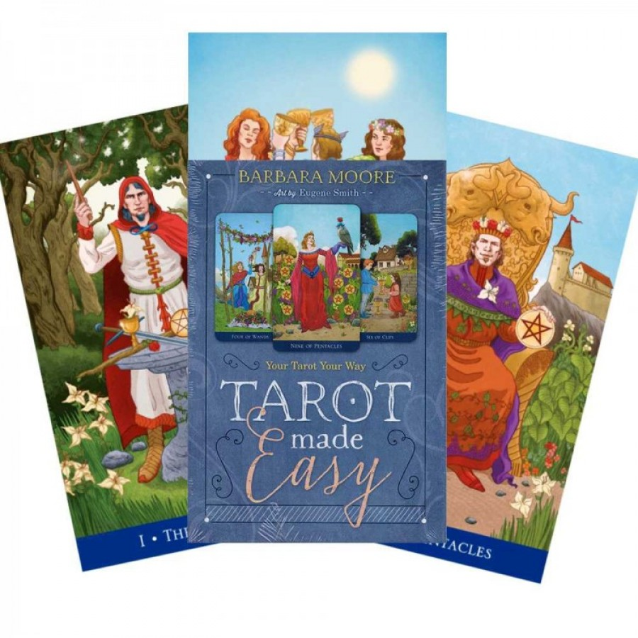 Карты Магическое Таро Барбара Мур Llewellyn's Classic Tarot Barbara Moore