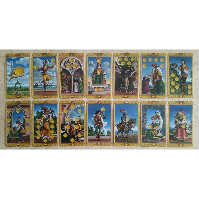 Карты Мистическое Таро Коста Mystical Tarot