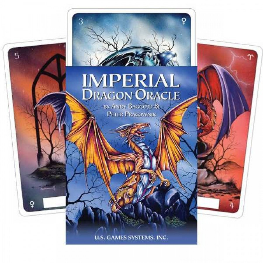 Карты Оракул Имперского Дракона Imperial Dragon Oracle