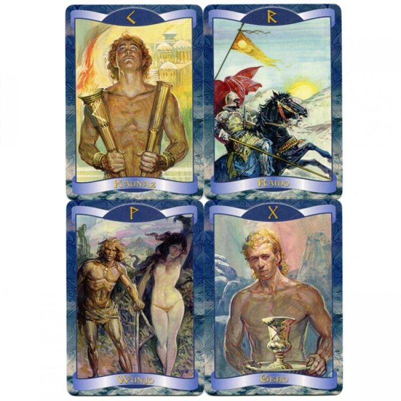 Карты Оракул Руны Runes Oracle
