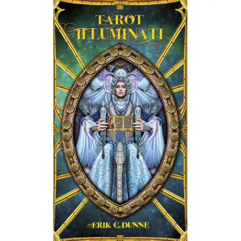 Карты Таро Иллюминатов Illuminati Tarot