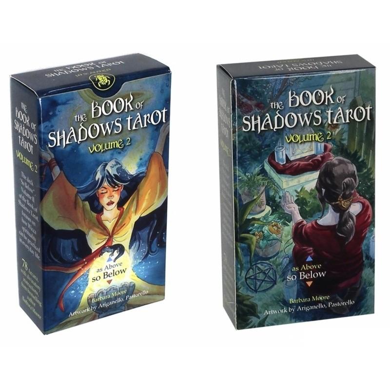 Карты Таро Книга Теней том 2 Book of Shadows Tarot
