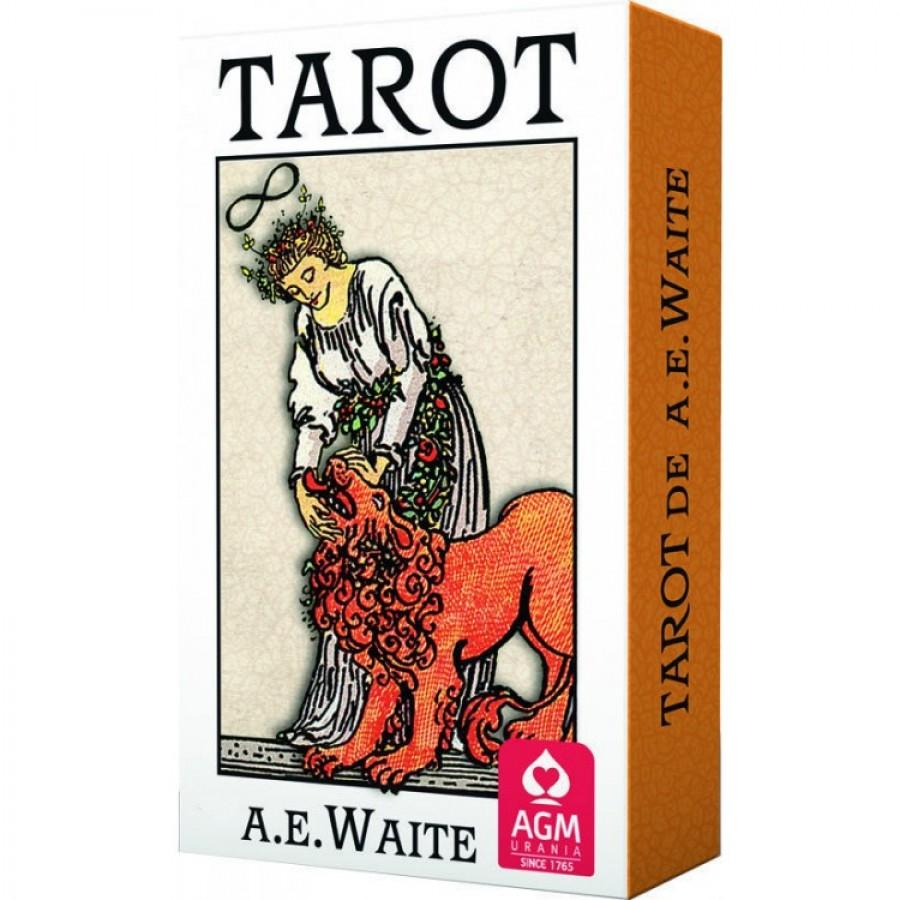 Карты Таро Уэйта Премиум A. E. Waite Tarot (Premium Edition) Standard