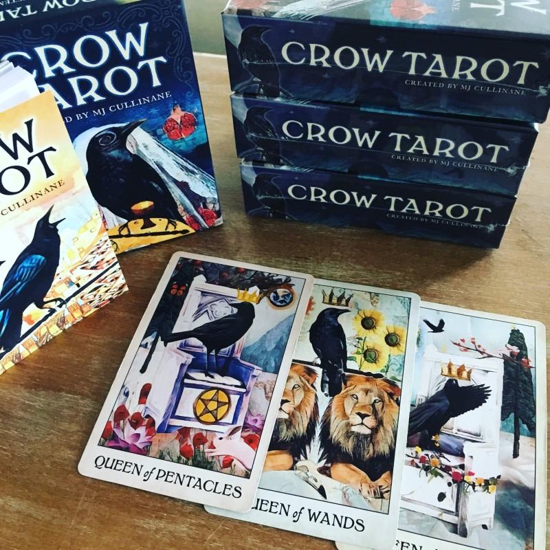 Карты Таро Ворона Crow Tarot