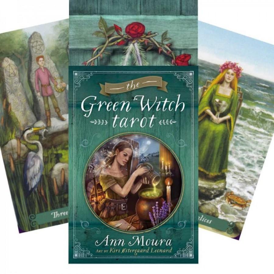 Таро Зелёной Ведьмы The Green Witch Tarot