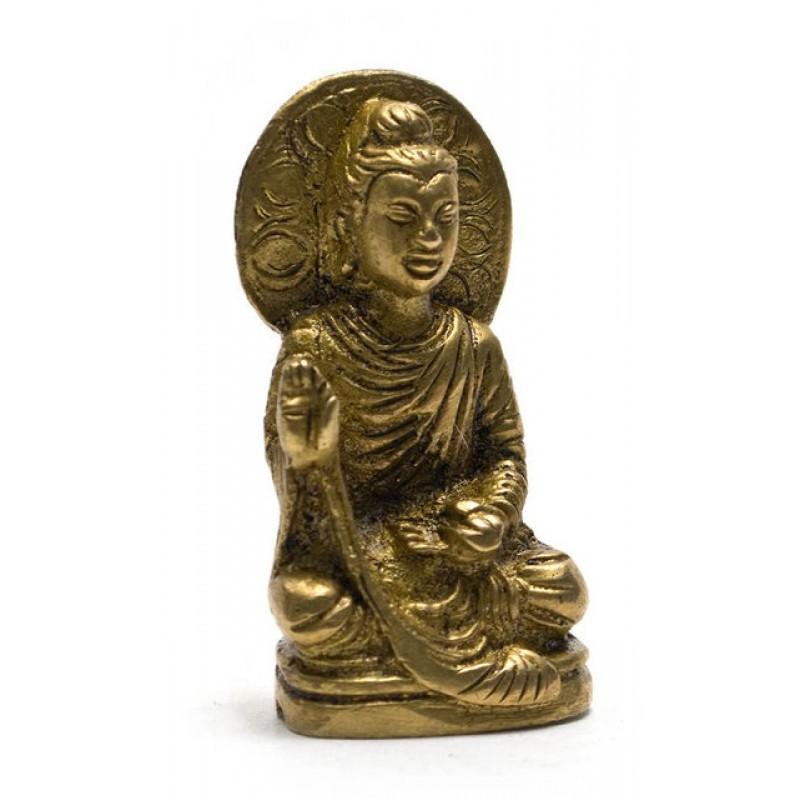 Будда бронзовая фигурка