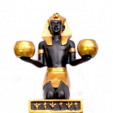 Фараон статуэтка-подсвечник