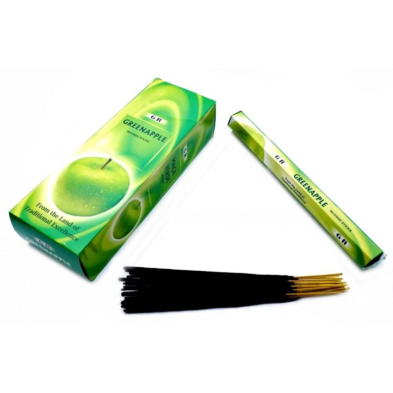 """Зелёное яблоко"" (Green apple) Ароматические палочки"
