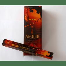 """""""Янтарь"""" (Amber) Ароматические палочки"""