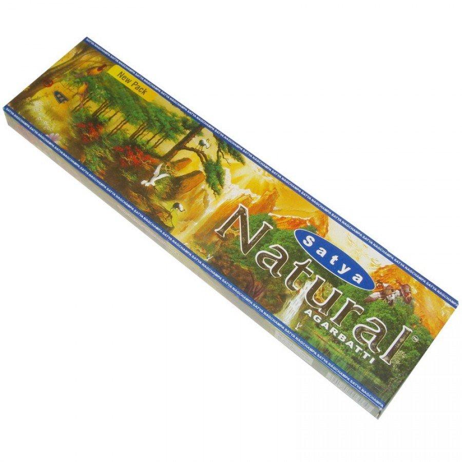 Natural Ароматические палочки натуральные 45 г.